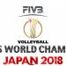 世界バレー2018の日程や組み合わせと全日本女子の対戦相手の世界ランクは?